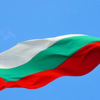 флаг бг