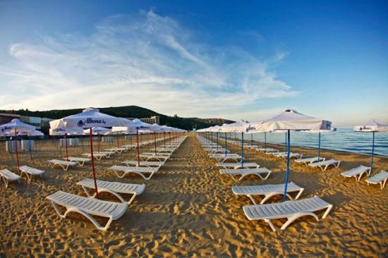 albena resort, balchik