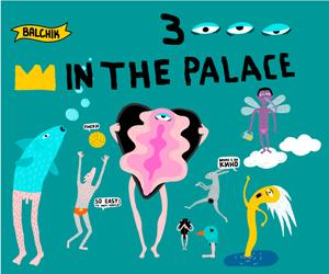 in the palace balchik 1