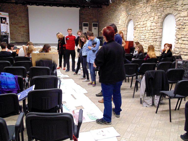 Международен художествен пленер и чуджоезиков обучителен курс